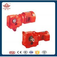 Buy cheap Fast Delivery High Torque K Series Helical Bevel Right Angle Electric Motor Reducer Gearbox from wholesalers