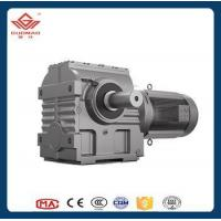 Buy cheap S Series Helical-worm Gear motor for screw conveyor from wholesalers