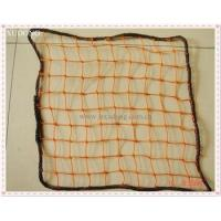 Quality Polypropylene colored truck safety net for sale for sale