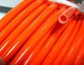 Quality fire sleeve silicone fiberglass sleeving No.2753 for sale