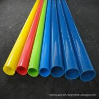 Quality List Of Electrical Plastic PVC Pipe With Competitive Price for sale