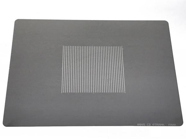 Buy SMD Chip Metal Stencil. at wholesale prices