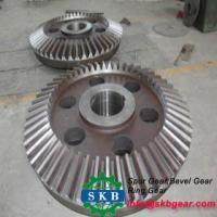 Quality China Customized Steel Gear on Ball Mill for sale