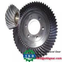 Quality SAE F Ch Precision Steel Bevel Gear for sale