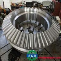 Quality light duty truck 20CrMnTi custom ring and pinion gears for sale