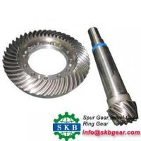 Quality Custom various bevel gear and spur gear for sale