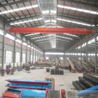 Quality Widely Used Electric Indoor Single Girder Beam Bridge Overhead Crane 5 Ton for sale