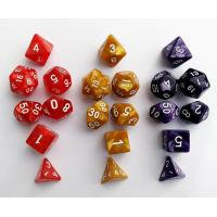 China GameDice Polyhedral Dice Set - No.24 on sale