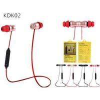 Buy cheap Bluetooth Earphone KD02-Magnet) from wholesalers