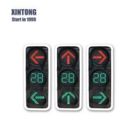 Buy cheap Plastic LED Arrow Traffic Light from wholesalers