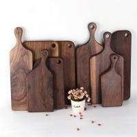 Quality Wood Product Series Factory Wholesale Whole Wood Cutting Board/Steak Pizza Tray for sale