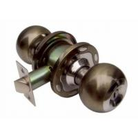 Buy cheap Round Door Knob Lock from wholesalers