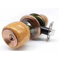 Buy cheap Tubular Knob Entrance Lock from wholesalers