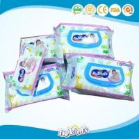 Quality New Baby Products Baby Skin-Care baby Wet Wipes factory in China for sale