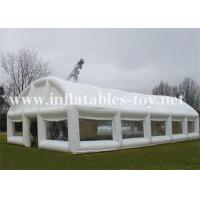 Quality Inflatable Tennis Courts Tents for sale