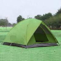 China 3 Person Camping Tent,Double Layer Windproof Waterproof Backpacking Tents for Hiking Travel on sale