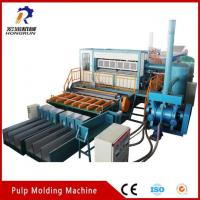 Quality Pulp Tray Machine Paper Pulp Molding Machine for Making Egg Tray for sale