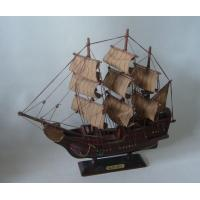 Hampton Nautical Mayflower Tall Ship Wooden Ship Nautical Decoration