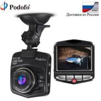 Quality Podofo Mini Car DVR Camera Dash Cam Full HD 1080P Video Registrar Night Vision Car for sale