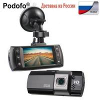 Quality Podofo Car DVR Novatek 96650 AT500 Dashcam FHD 1080P Video Recorder Registrator for sale
