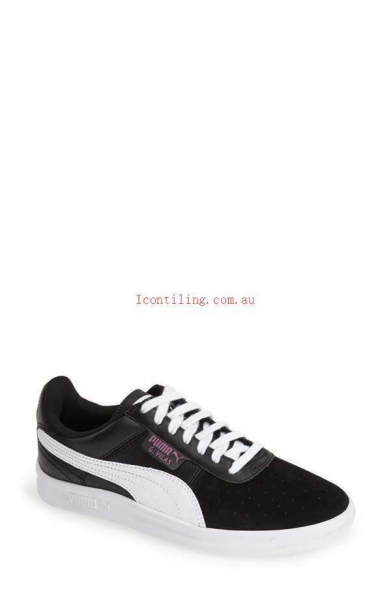 Buy Athletic PUMA G. Vilas - Basic Sport Sneaker for women #White/Black - xTaucP7F at wholesale prices