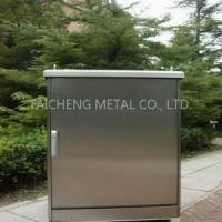 Buy cheap Outdoor Electric Power Control Panel Boxes from wholesalers