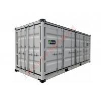 20'Vehicle mounted high voltage test Container