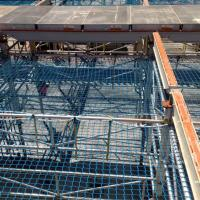 Buy cheap Sports Nets Construction safety net for scaffolding from wholesalers