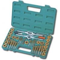 Quality Drilling 40PCS Metric Tap and Die Set,Alloy Steel for sale