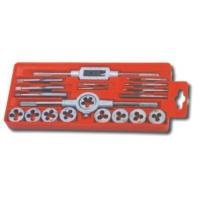 Quality Drilling 20PCS Metric Tap and Die Set,Alloy Steel for sale