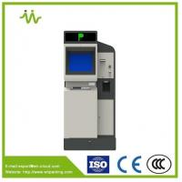 Buy cheap Automatic Parking Payment Stations Auto Car Park Payment Machines Pay and Display Machine from wholesalers