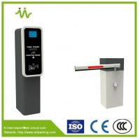 Buy cheap Intelligent Parking Entrance Card Controller Entry Station for Parking Management Systems from wholesalers