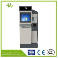 Buy cheap Self-service Parking Pay Stations Parking Payment Kiosk Auto Pay Station Pay On Foot Station POF from wholesalers
