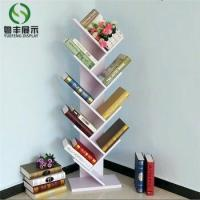 wood book display shelves