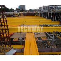 Quality Tower Crane Timber Beam for sale