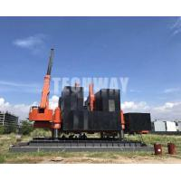 Quality Hydraulic Static Pile Driver for sale
