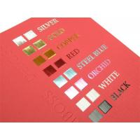 LEATHER PRODUCTS Foiling
