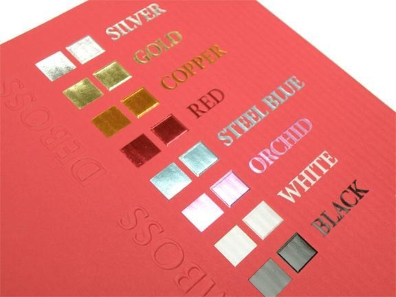 Buy LEATHER PRODUCTS Foiling at wholesale prices