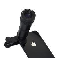 Buy phone accessories universal optical HD 20x cell phone telephoto lens at wholesale prices