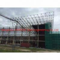 Buy cheap Space Framing Roof Steel Structure Piping Stadium Hangers from wholesalers