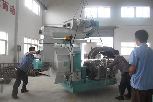 Buy Professional Animal Feed Pellet Machine For Sugar Beet Pulp Pellets at wholesale prices