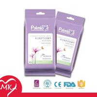 Quality Wholesale female adult wet wipe alcohol free for sale