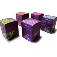 Buy cheap Paper box printed folding packaging paper boxes from wholesalers