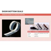 Quality ADHESIVE FLEXIBLE PVC DOOR BOTTOM SEAL / YLH10031 for sale