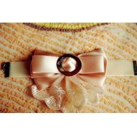 Quality Dog products Lace bowknot collars for sale