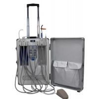 Quality BD-406 Cheap Portable Mobile Dental Unit With Air Compressor Manufacturer for sale