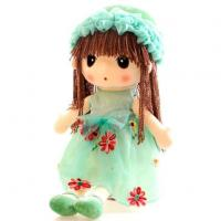 Quality Diversity Of Hair Plush Doll Suppliers for sale