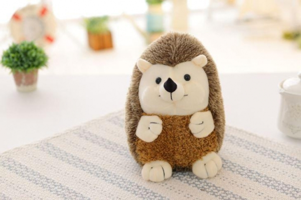 Buy Plush Hedgehog Toy at wholesale prices