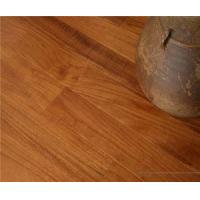 Quality UV Lacquered Teak Parquet Flooring for sale