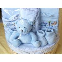 Gift Box Series 6 Piece Nursery Gift Basket NO.: HX046